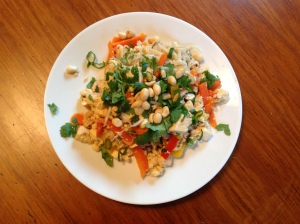 Suzanne's Healthy Pad Thai