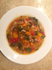 suzanne's winter vegetable soup