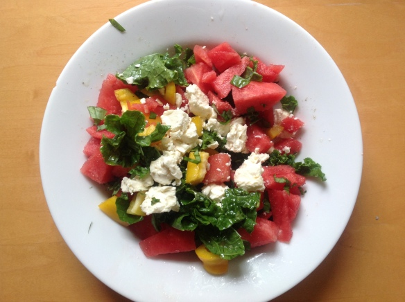 Suzanne's Simple Summer Salad